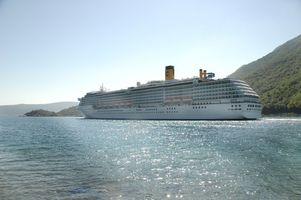 Navios de cruzeiro Especificações