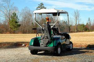 Como converter um Volt 6 a 12 volts um carrinho de golfe