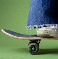 Como corrigir um skate roda Squeaky