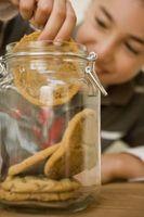 Como Chegar USDA Certified cookies orgânicos