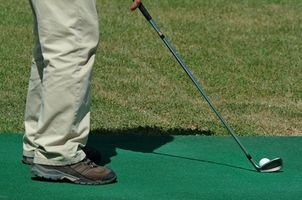 Como Jogar Chip Golf Shot