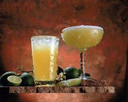 I pode substituir Vodka para Tequila em um Margarita?