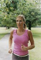 Os efeitos em seu corpo de Jogging por 21 dias
