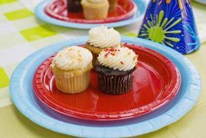 Como Ice Mini Cupcakes
