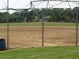 Regulamentos campo de beisebol da Little League