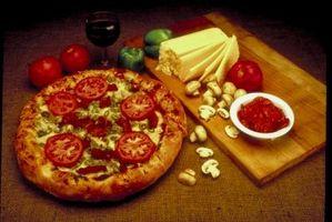 Pizza Preparação