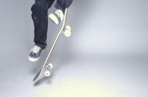 Como o óleo do seu skate