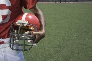 Como se tornar um recruta Top High School, em Futebol