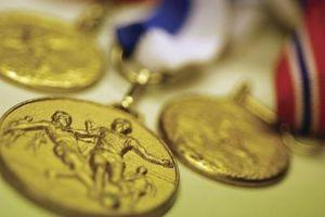 Vencedores Olímpicos famosas na década de 1980