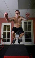Exercícios de peso corporal crossfit
