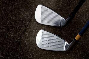 Como instalar um eixo em um clube de golfe