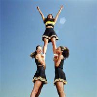Como fazer Pull Ups para Cheerleading