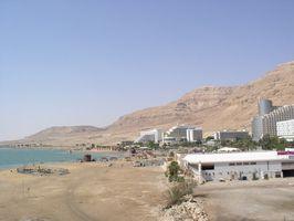 Por que o Mar Morto é única?