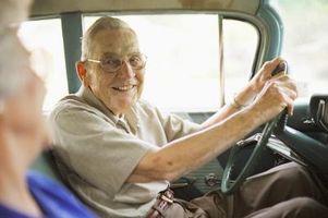 Problemas de transporte seniores