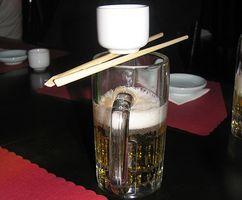 Como fazer um Cocktail Sake bomba