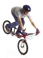 Como montar uma bicicleta de BMX em um Trailer