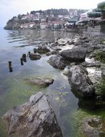 Como viajar para Ohrid