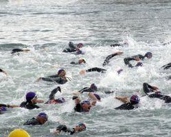 Oito semanas de treinamento Sprint Triathlon