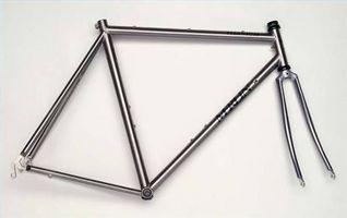 Sobre bicicleta Frames