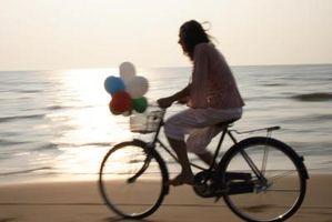 Os melhores lugares para montar um cruzador da praia no sul da Califórnia