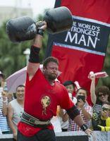 Exercícios que Strongest Homens do mundo Do