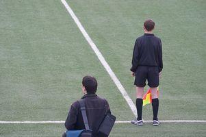 Deveres Futebol assessor