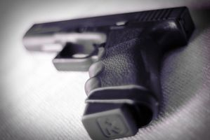 Como instalar uma Glock Trijicon 0,27