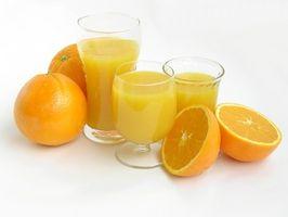O que é o suco de laranja concentrado?