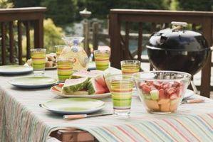 Ideias churrasco ao ar livre