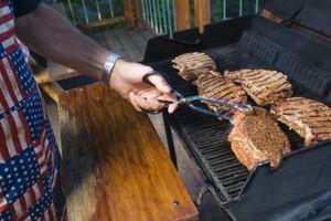Como a cozinhar um bife 80-Ounce