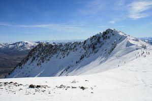 Ski Resorts perto de Seattle, Washington