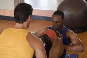 Bolas de Medicina de Formação de beisebol