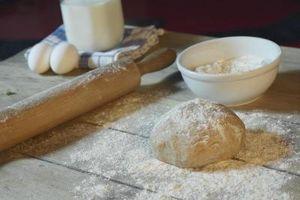 Como fazer pão de leite