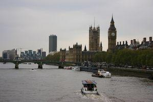 Bares russos em Londres