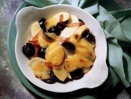 Alimentar Ideias Natal para Fruit Salad