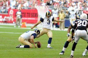 Regras da NFL para Free Kick Campo Metas