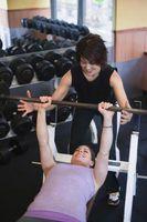 Os cinco melhores exercícios poder e força