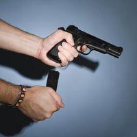 Como limpar uma arma P99