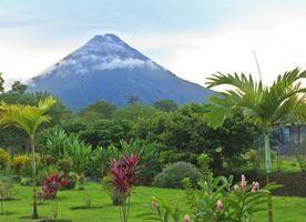 A melhor época do ano para viajar para Costa Rica