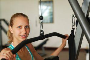 Peso regimes de treinamento para as Mulheres