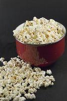Como apimentar Hot Air Popcorn