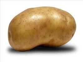 Como cozinhar batatas em um forno de convecção