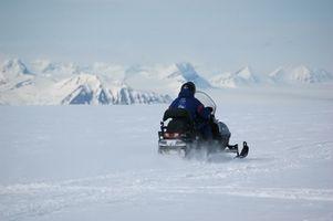 Yamaha Snowmobile Especificações Motor