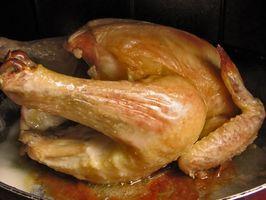 Como Ferva uma galinha antes de cozer