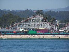 Hotéis perto do oceano em Santa Cruz, Califórnia