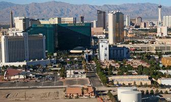 Buffalo para Las Vegas Viagens