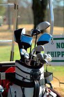 Como instalar um Spined Golf Shaft