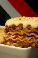 Como fazer um Caçarola Atum Com sobraram Lasagna Noodles