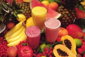 Quais são Frutas tropicais?