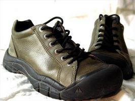 Como limpar Keen Shoes